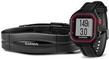 Garmin Forerunner 25 HRM czarno-czerwony [010-01353-50]