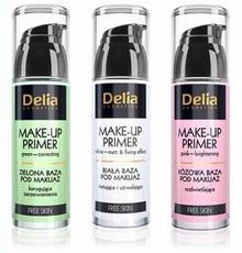 DELIA Baza pod makijaż 35ml