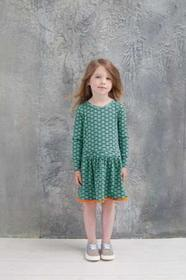 nosweet Sukienka mini dress dragonfly green r. 3/4