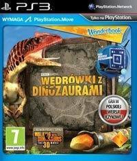 Wonderbook: Wędrówki z dinozaurami PS3