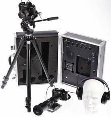 Mikrofon laserowy Spectra Laser M+ podsłuch przez szyby i ściany