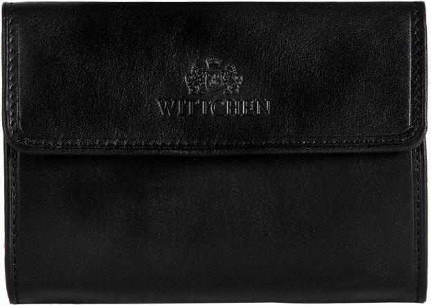 367bdb0b4497c Wittchen Mały Portfel Damski - 22-1-115-1 Czarny – ceny