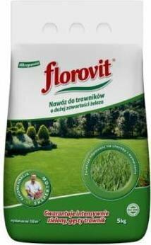 Florovit nawóz do trawnika 5kg