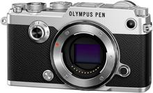 Olympus PEN-F body srebrny