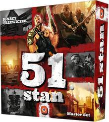 PORTAL GAMES 51. Stan Master Set