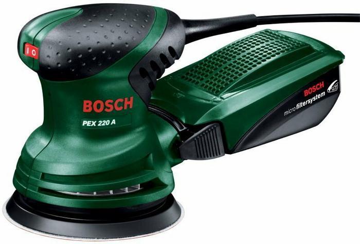 Bosch PEX 220A