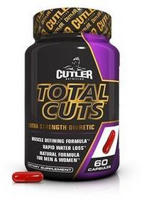 Jay Cutler Total Cuts 60 kaps.