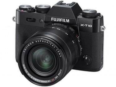 FujiX-T10 + 18-55 kit czarny