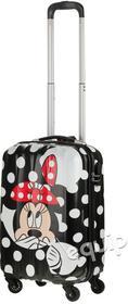 American Tourister walizka kabinowa Disney Legends - minnie dots