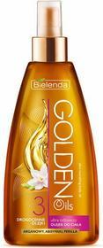 Bielenda Golden Oils Ultra Odżywienie Ultra Odżywczy Olejek Do Ciała z Drogocennymi Olejkami 150ml