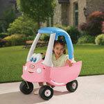 Little Tikes Samochód COZY COUPE Księżniczki 614798
