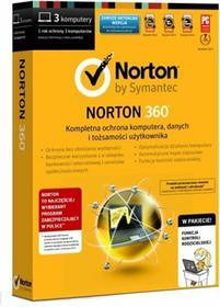 Symantec Norton 360 2014 (5 stan. / 1 rok) - Nowa licencja