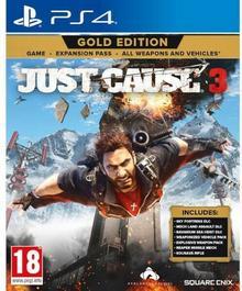 Just Cause 3 Złota Edycja PS4