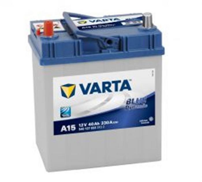 Varta BLUE DYNAMIC A15 - 40Ah 330A L+