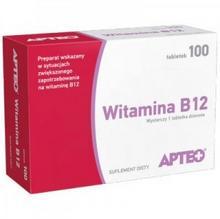 Synoptis Witamina B12 100tabl
