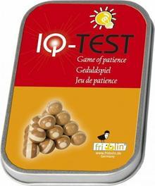Fridolin IQ-Test 3D puzzle - Piramida bambus