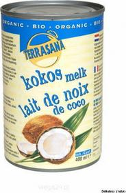 Terrasana MLEKO KOKOSOWE BIO 400 g- 8713576114102
