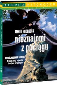 Nieznajomi z pociągu DVD) Alfred Hitchcock