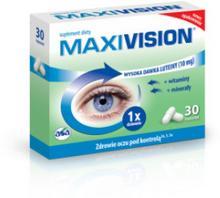 Maxivision 30 kapsułek 8120301
