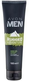 Avon Men Rugged Adventure żel do golenia 100ml