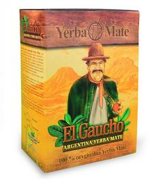 Argentyna Limited Yerba Mate El Gaucho 500g