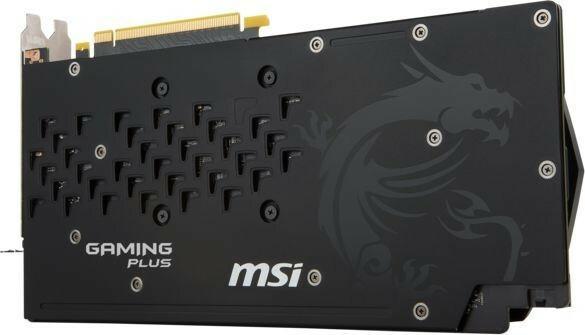 MSI GTX 1060 Gaming X 6G VR Ready