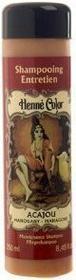 NJD Cosmetics Henne Color Acajou Szampon z henną Mahoń 250ml