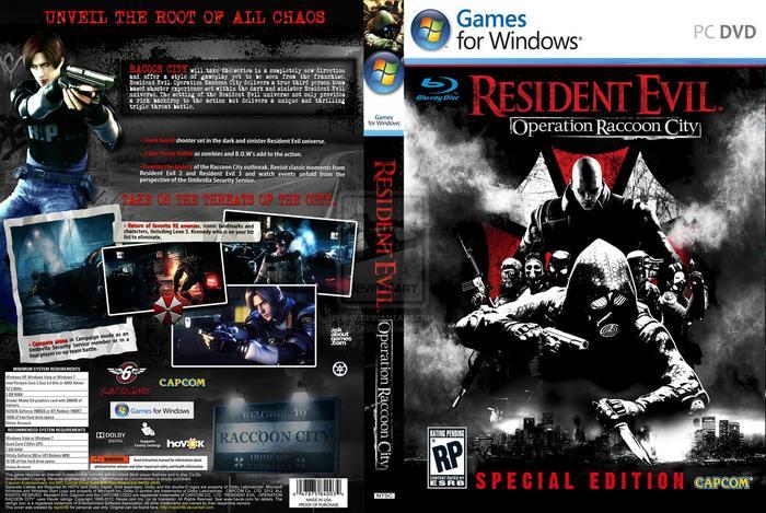 Resident Evil 6 Operation Raccoon City PC