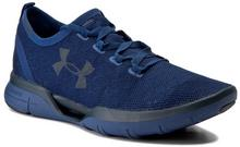 Under Armour Charged Coolswitch Run 1285666-997 granatowy