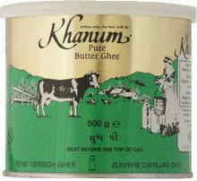 Khanum Masło Ghee 1 kg