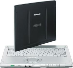 "PanasonicToughbook CF-C1 12,1"", Core i5 2,4GHz, 2GB RAM, 250GB HDD"