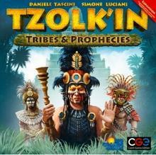 Rebel Tzolkin: Kalendarz Majów - Plemiona i Przepowiednie