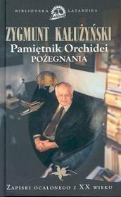 Kałużyński Zygmunt   Pamiętnik Orchidei
