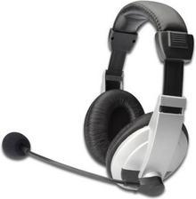 Słuchawki Digitus Stereo Multimedia Headset (DA-12201) Darmowy odbiór w 21 miastach!
