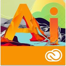 Adobe Illustrator CC for Teams (1 rok) - Nowa licencja GOV