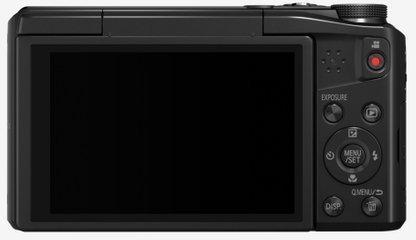 Panasonic Lumix DMC-TZ58 czarny