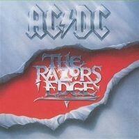 AC/DC The Razors Edge Winyl