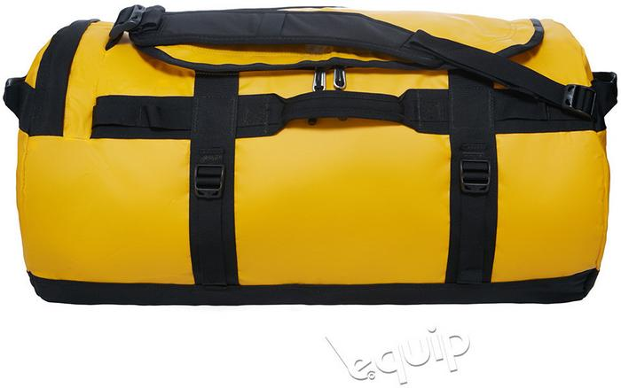 430a1979d8c29 The North Face Torba podróżna Base Camp Duffel M II - summit gold czarny 69  l 64 – ceny