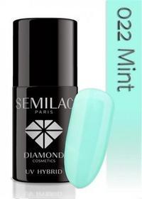 Semilac Lakier hybrydowy 021 Turquoise