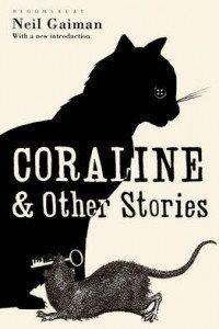 Gaiman Neil CORALINE AND OTHER STORIES