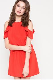 Kiss My Dress WA17.SUD301 czerwony