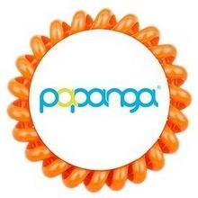 Papanga Elastyczna gumka do włosów duża) papaja