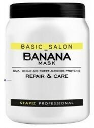 Stapiz Professional Banana Mask maska do włosów 1000ml