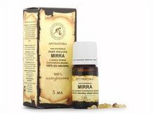 Aromatika Olejek Mirrowy, Myrrh Essential Oil 100% Naturalny,