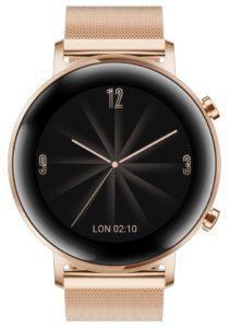 Smartwatch-HUAWEI-Watch-GT-2-Elegant-42mm-przod