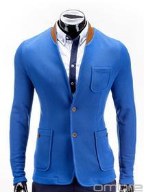 Ombre Clothing MARYNARKA M07 - NIEBIESKA
