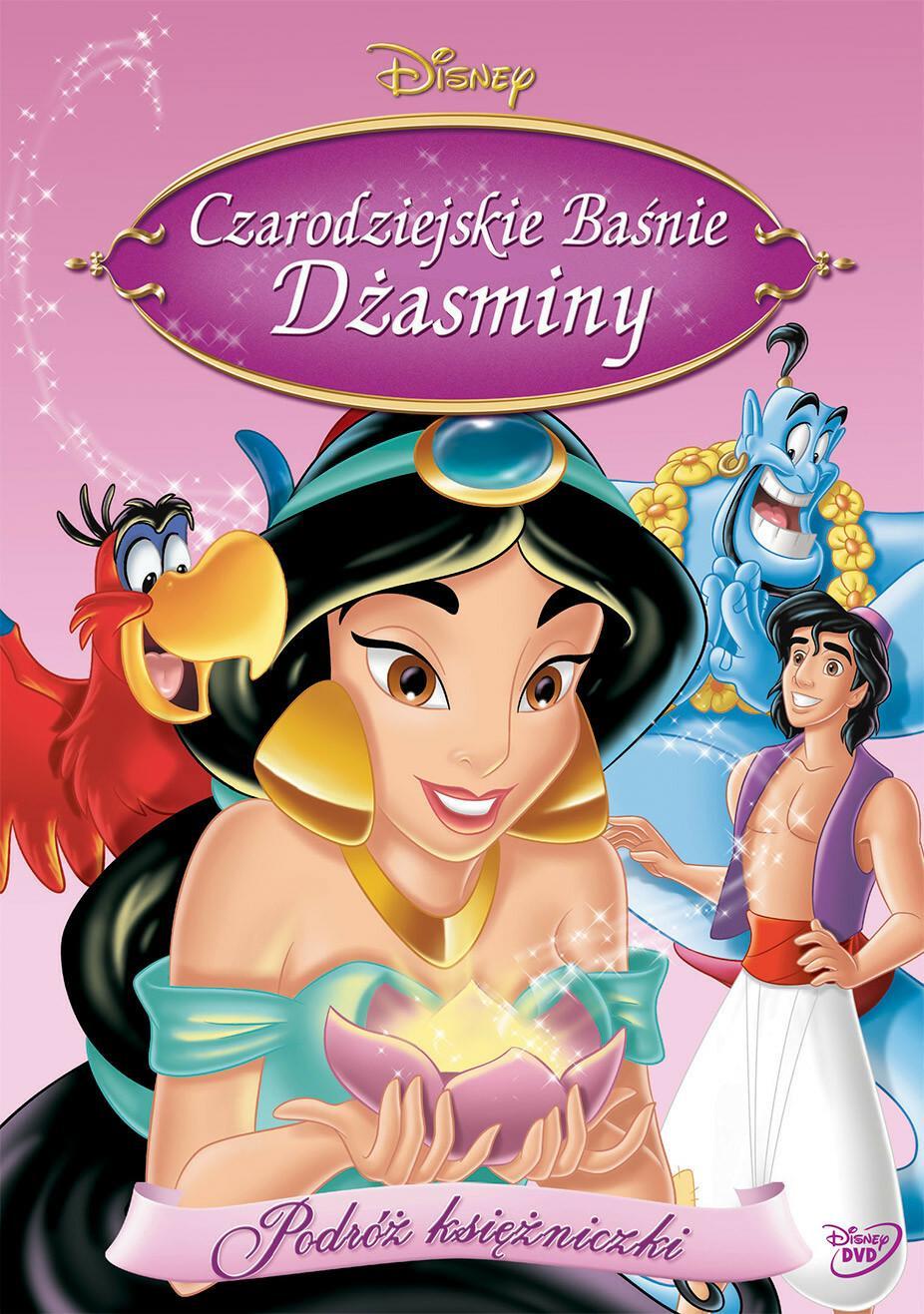 Czarodziejskie baśnie Dżasminy DVD