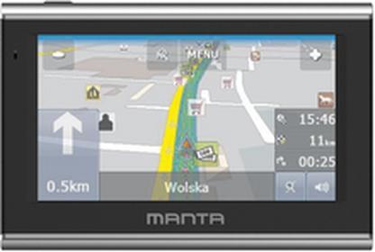 MantaGPS470 Easy Rider Europa
