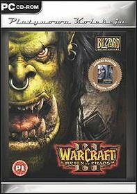 Warcraft 3 Złota Edycja PC