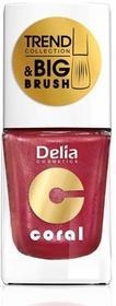 Delia TC03 Coral TREND COLLECTION Lakier do paznokci 11ml